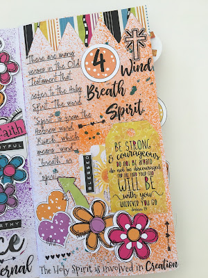 Lent 2018 Day 4 with Lynn at Lot95Designs
