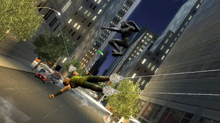 Games PSP ISO full version Spiderman 3 High Compress