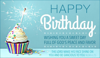 Happy birthday wishes for mother-in-law: wishing you a sweet day full of God's peace and favor