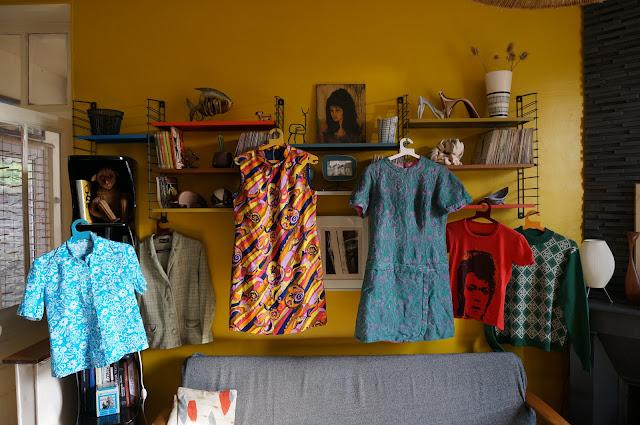 60s 70s vintage dress mod jacket sweater shirt david bowie t-shirt tee
