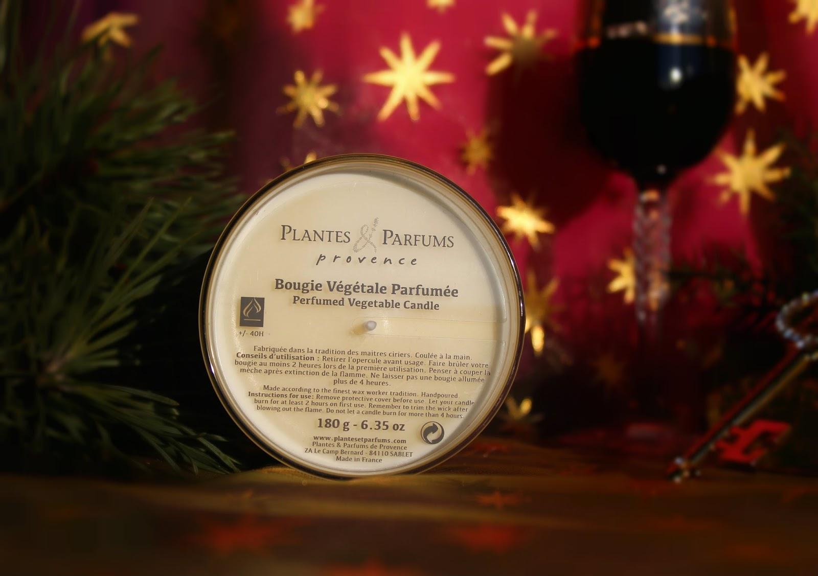 plantes et parfums de provence divine gourmandise perfumed. Black Bedroom Furniture Sets. Home Design Ideas