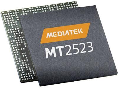 MediaTek Reveals MT2523 Processor Series Designed for Smartwatches