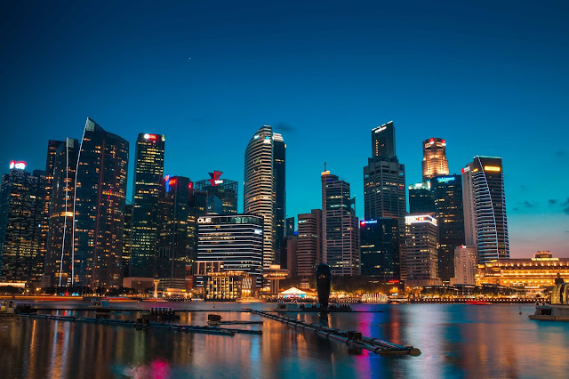 SINGAPURA 2018