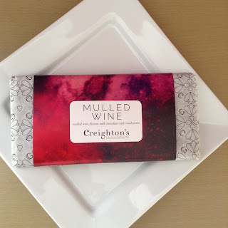 Creighton's Mulled Wine Milk Chocolate