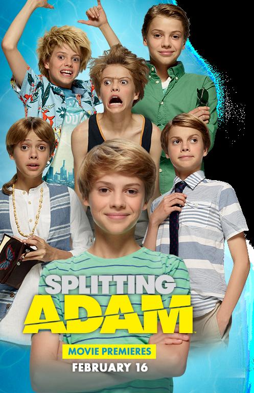 Poster do filme Adam e Seus Clones