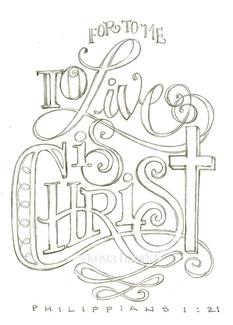 Krista Hamrick Illustration
