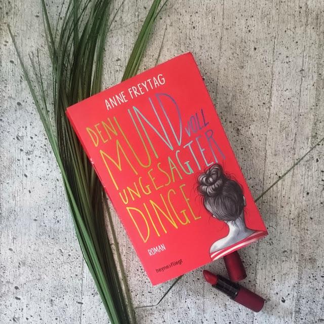 [Books] Anne Freytag - Den Mund voll ungesagter Dinge