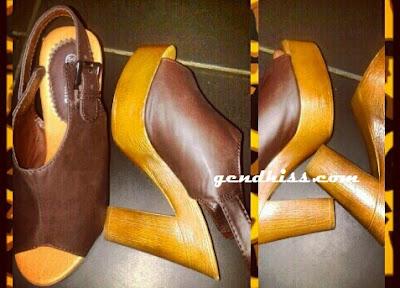 sepatu model-model baru