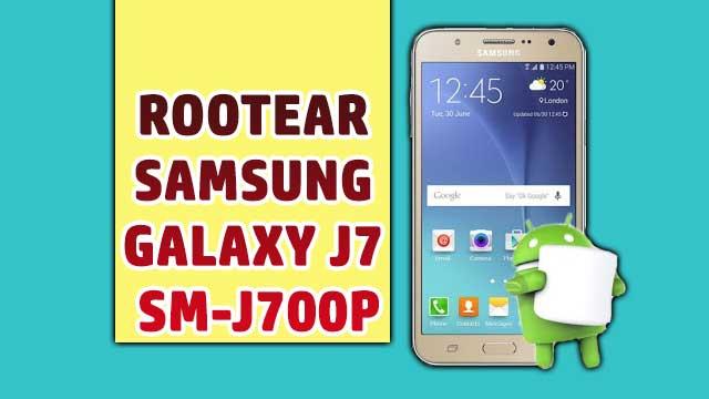 Cómo ROOTEAR Samsung Galaxy J7 SM-J700P
