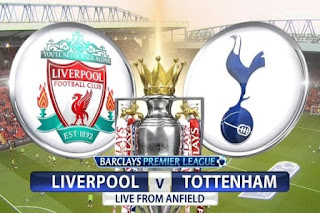 Prediksi Liverpool vs Tottenham Hotspur Sabtu 12 Februari 2017 Siaran langsung RCTI.