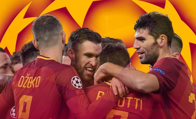 Roma ai quarti di Champions: un gol di Dzeko elimina lo Shakhtar, venerdì il sorteggio