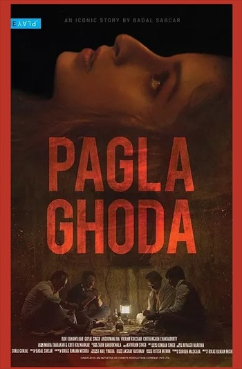 Pagla Ghoda 2017 Hindi 720p HDRip 800mb