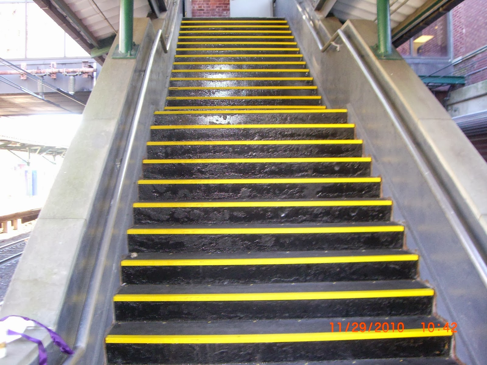 Non Slip Stair Treads NJ and NYC | Non Slip Stair Covers