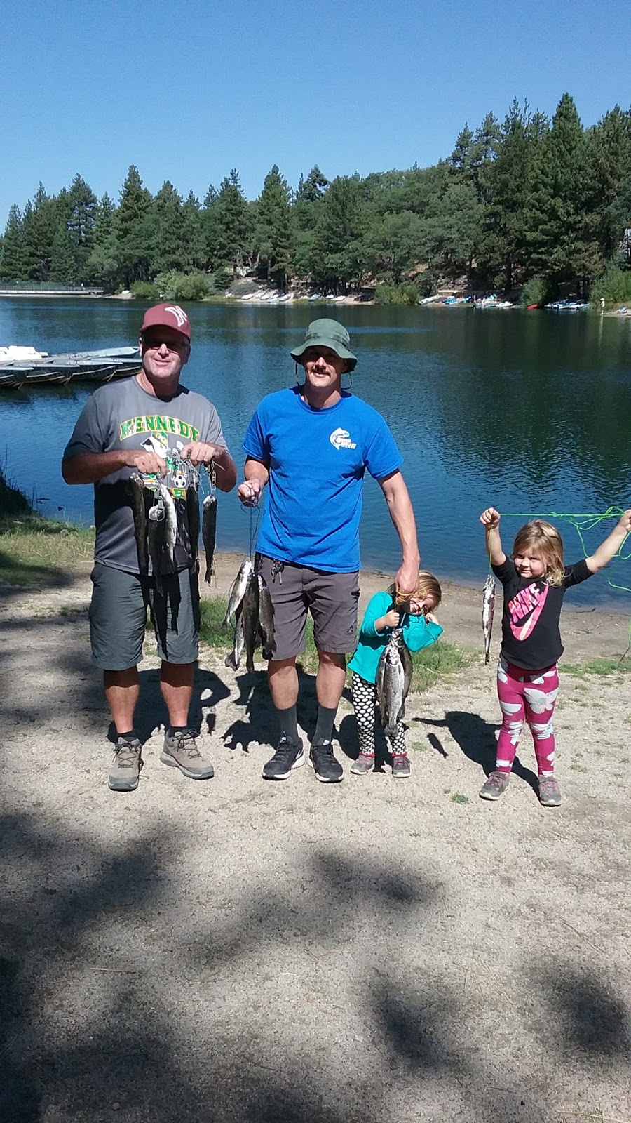 Green valley lake 2017 2017 for Green valley lake fishing