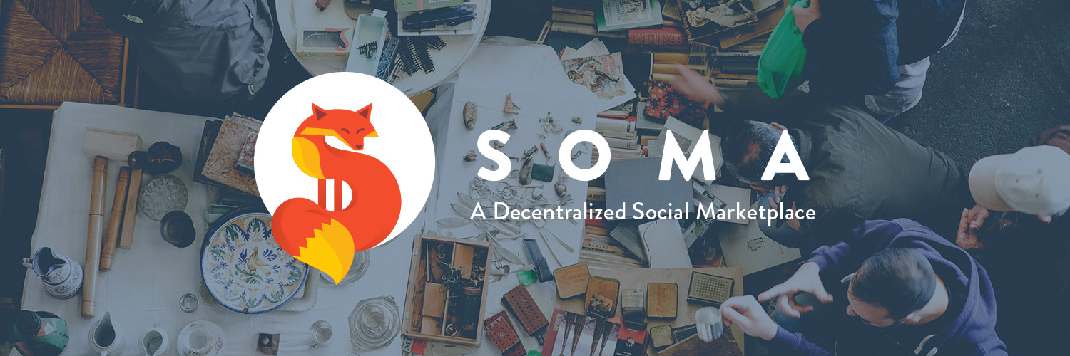 ICO SOMA - Make Marketplace And Social Network In One Platform