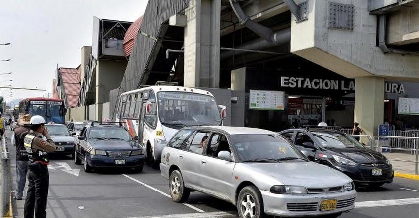 Más de 2 mil policías ordenarán el tránsito ante el inicio del año escolar 2017 en Lima Metropolitana