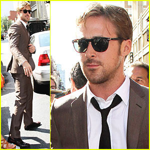 518f22f79796c Ryan Gosling wearing Persol 3028 Sunglasses £203