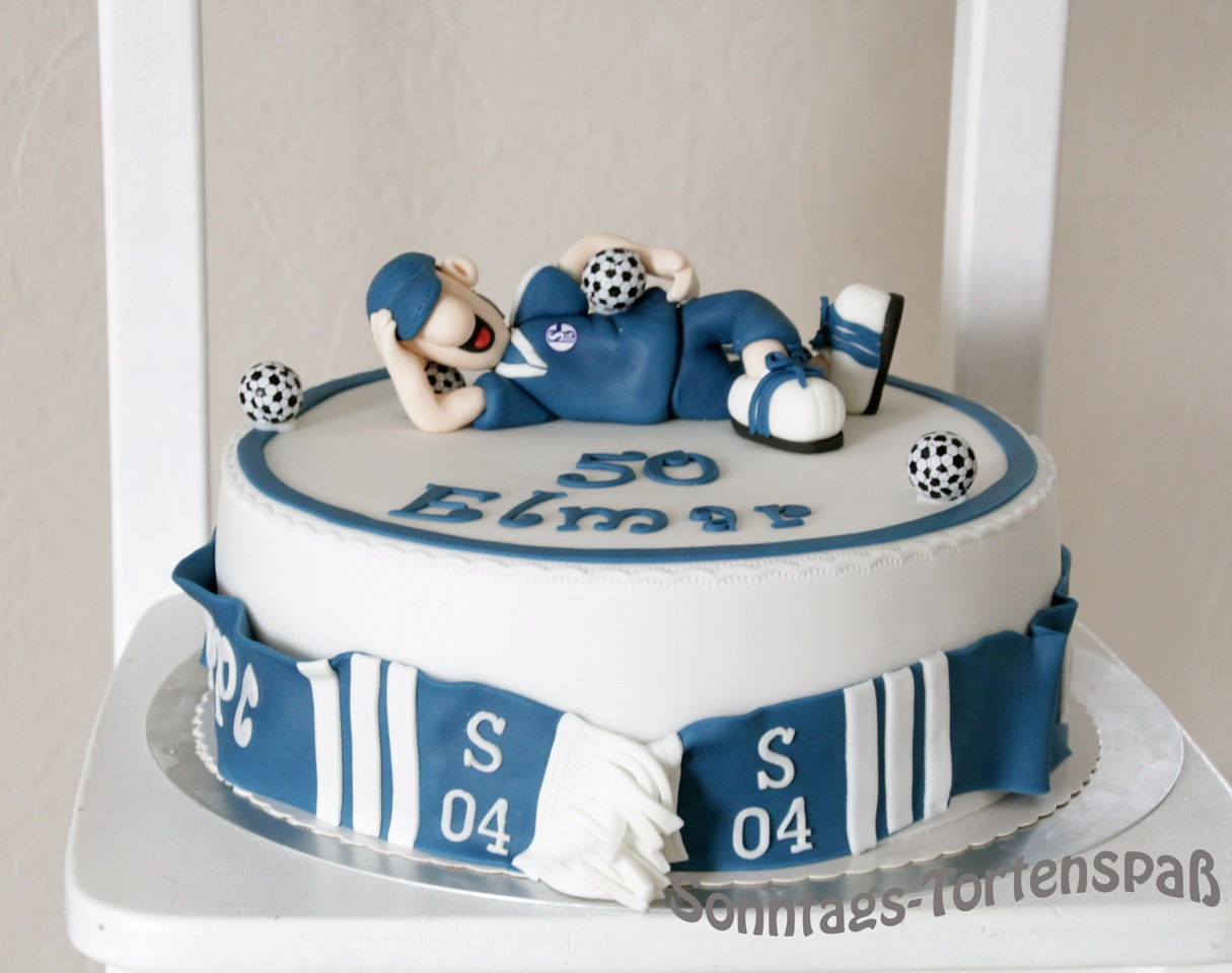 Schalke Geburtstag Bild