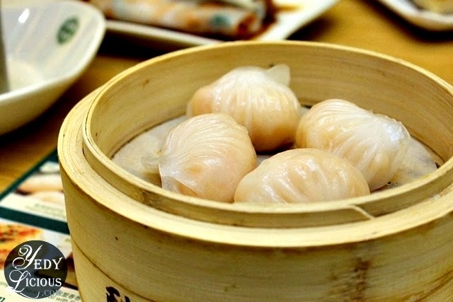 Prawn Dumpling / Hakao at Tim Ho Wan