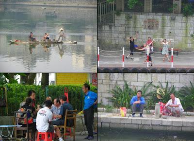 actividades en la calle china guilin