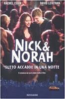 Nick e Nora copertina