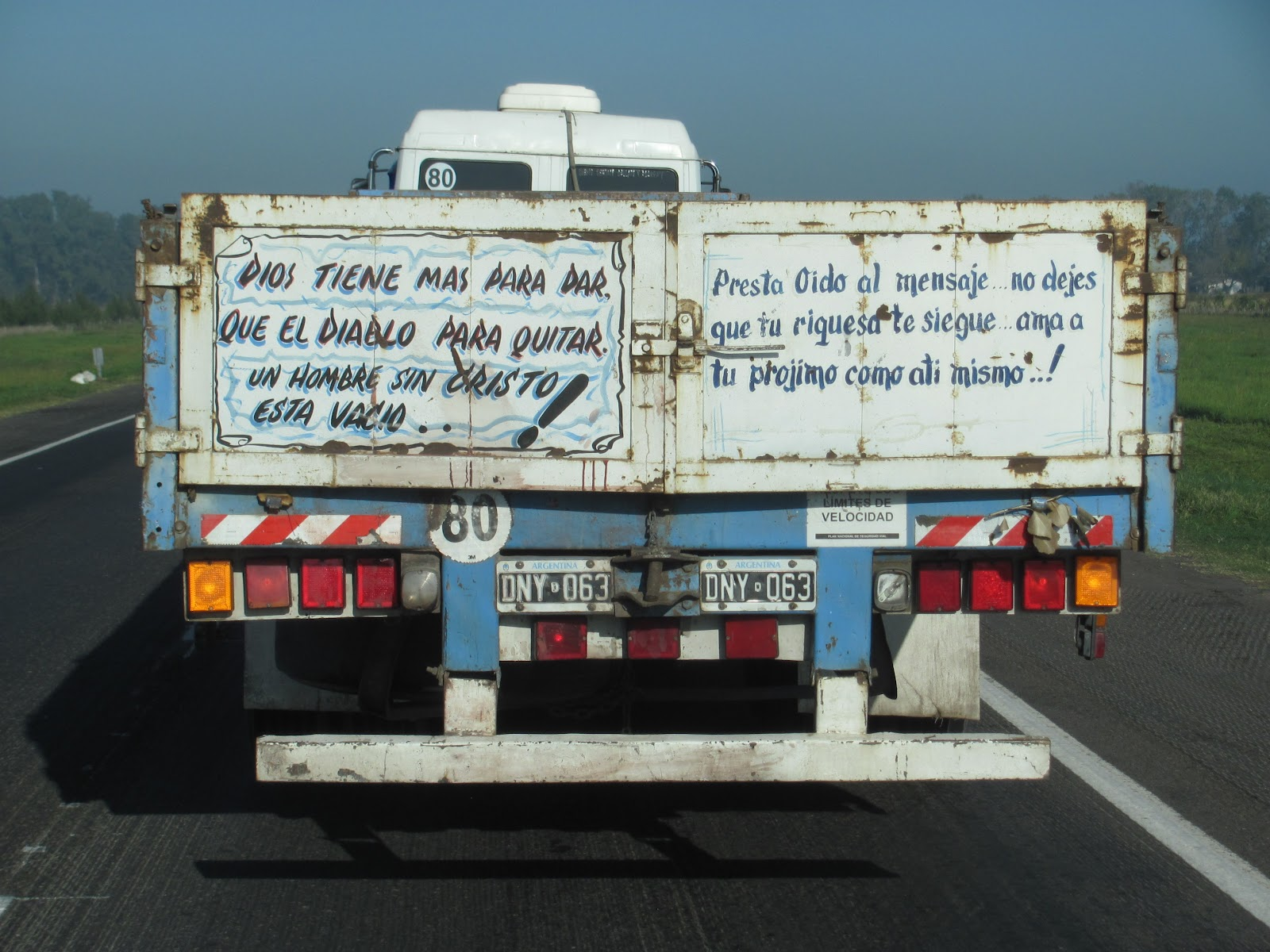 Frases Camioneras Abril 2012