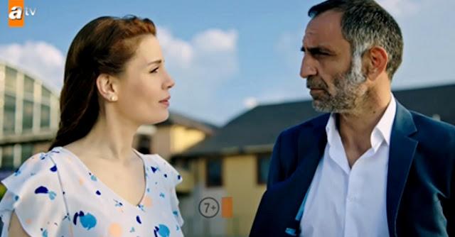 مسلسل العنبر Kehribar إعلان الحلقة 10 مترجم للعربية