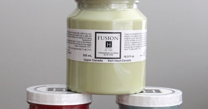 Create With Mom Fusion Mineral Paint Dresser Project
