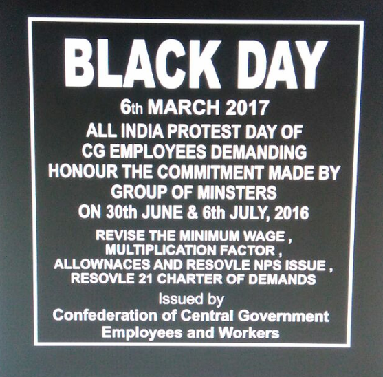 Black Day - Badge-CG-Employees