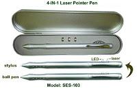 Pen Laser 4 in 1