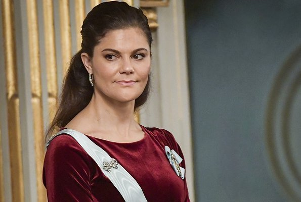 Crown Princess Victoria had to cancel her attendance program for Community and Defence National Conference (Folk och Försvar)