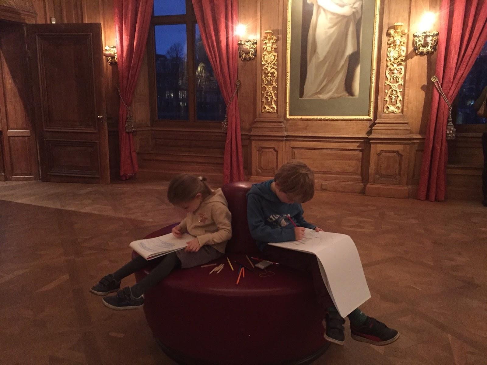 Mauritshuis dla dzieci