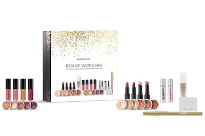 bareminerals box of wonders beauty advent calendar 2017