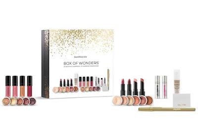 bareminerals box of wonders beauty advent calendar 2017