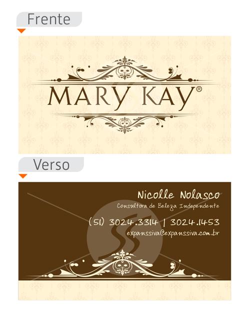 cart%25C3%25B5es%2Bde%2Bvisita%2Bmary%2Bkay%2Bcriativos%2B%252813%2529 - 20 Cartões de Visita Mary Kay Top de Criatividade