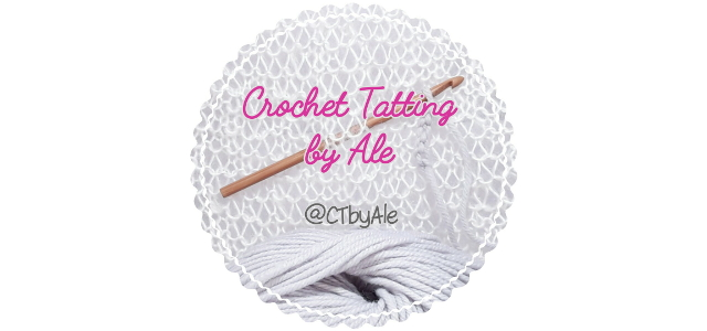 <center>♡ Crochet Tatting by Ale ♡</center>