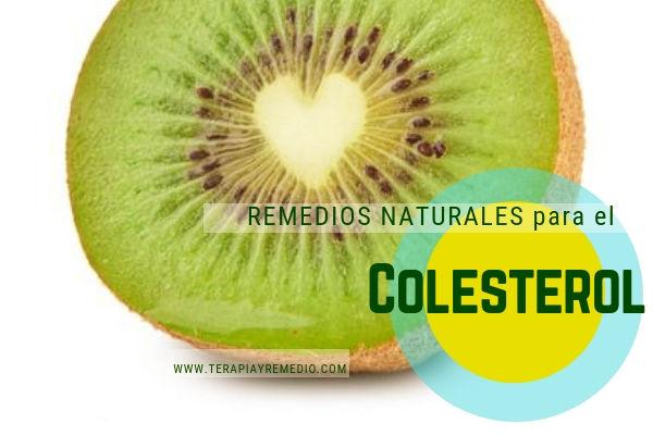 Remedios naturales para bajar el colesterol malo ( Ldl)