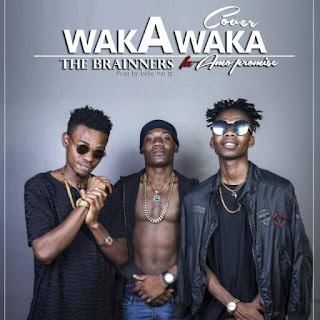 The Brainners Ft. Amo Promise - Waka Waka Cover