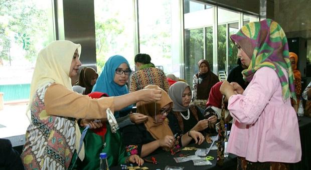 Workshop Ketrampilan Pada Adiwastra Nusantara ke-11