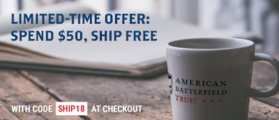 Free Shipping, Beer in the Civil War, Foreign Fighters In4, and More
