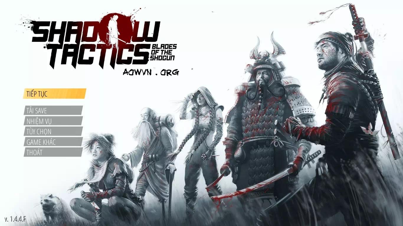 AowVN.org minz%2B%25281%2529 - [ PC 64Bit ] Shadow Tactics: Blades of the Shogun Việt Hoá | Siêu Phẩm Game tuyệt hay
