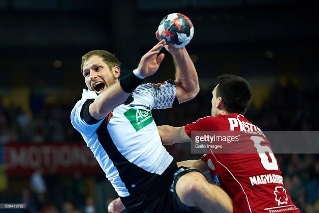 balonmano Alemania