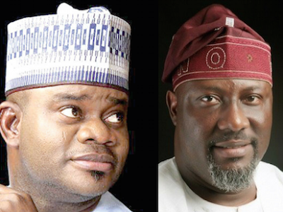 I have no hand in the assassination attempt on Dino Melaye' - Kogi state Governor, Yahaya Bello says