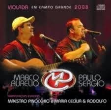 Marco Aurélio e Paulo Sérgio