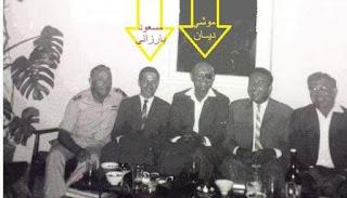 هل تعلم ان مسعود البرزاني اصله  يهودي وأمه يهودية و باسم أسرته شارعان في اسرائيل !