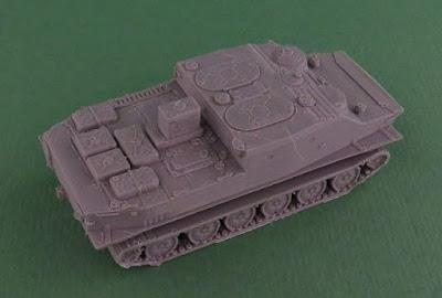 Soviet BTR-50 Amphibious Armoured Personnel Carrier picture 6