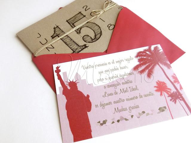 Pedir dinero como regalo de boda