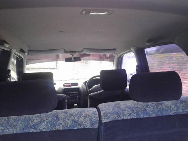 harga Daihatsu Taruna CSX tahun 2000 bekas