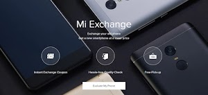 Mi Exchange: Exchange your old phone & get a new smartphone at lower price | Supporting Brand&Devices