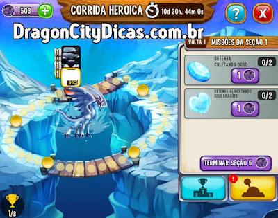 Corrida Heroica 7 - Inverno - Passos do Evento!